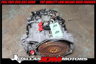 ACURA TL TYPE S L V AUTOMATIC TRANSMISSION - 2000 acura tl transmission price