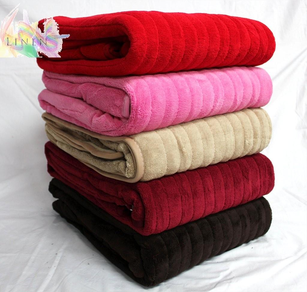 Electric Heated Throw Rug Snuggle Blanket New 5 Colours Ebay