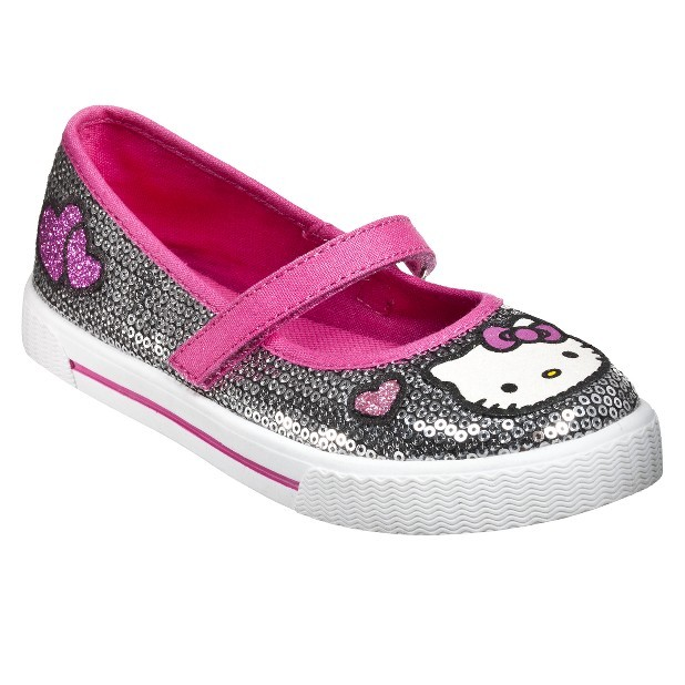 Purple Sparkle Tennis Shoes