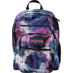 Jansport Superbreak Backpack Swedish Blue Tulip Spray 9ja