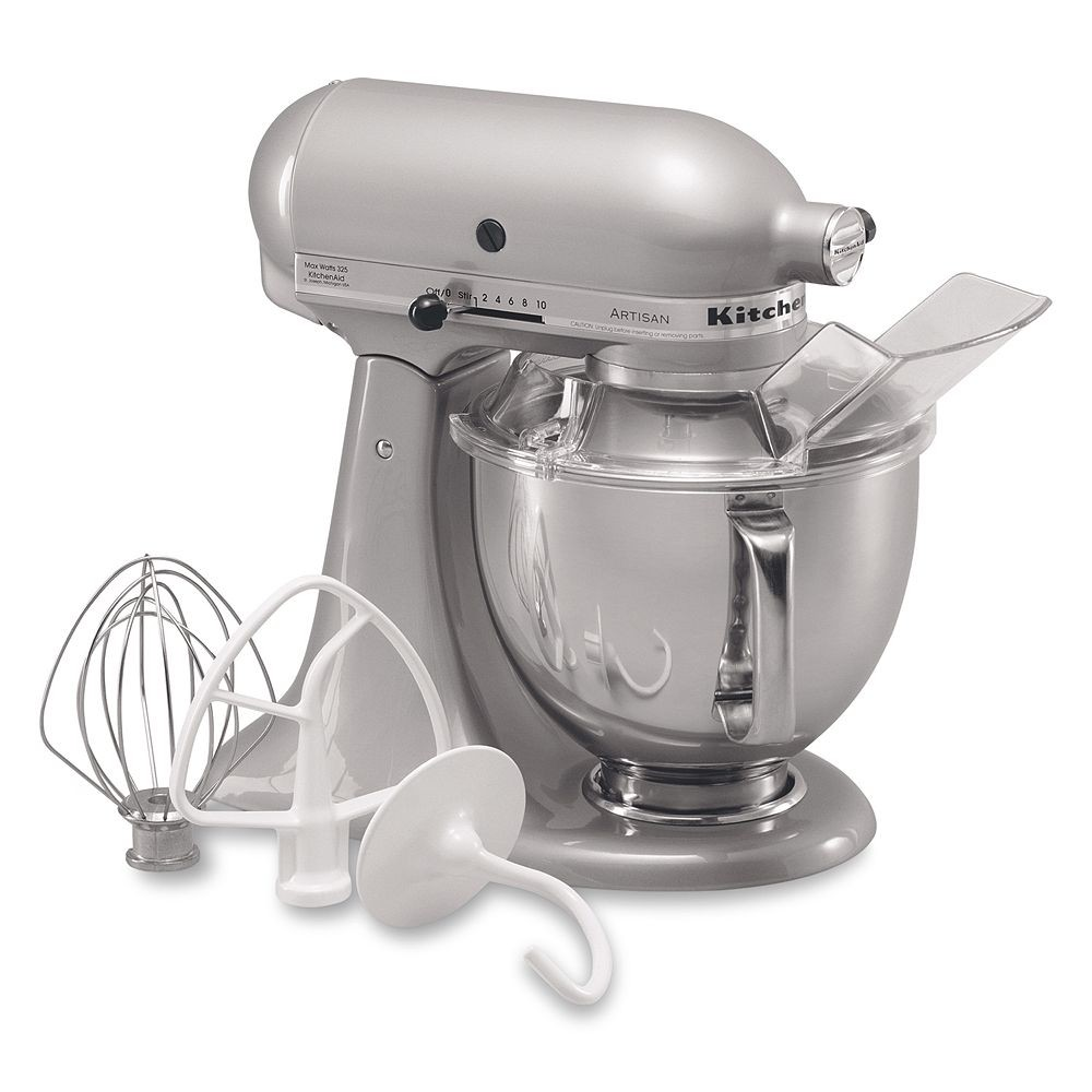Kitchenaid Artisan 5 Quart Mixer Ksm150ps New
