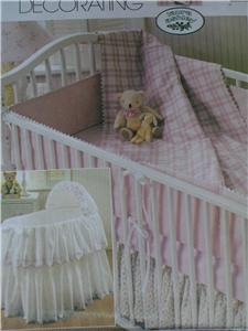 Pattern For Baby Bed Dust Ruffle Sewing Patterns For Baby