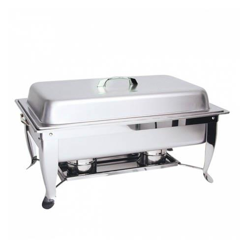 chafing dish warmer chafer chafing dish fuel heated 1 1 food pan folding 2074