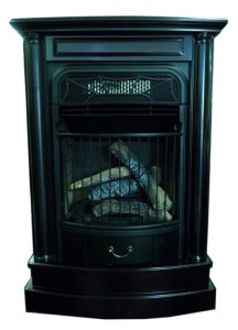 Charmglow Lp Propane Gas Heater Indoor Fireplace