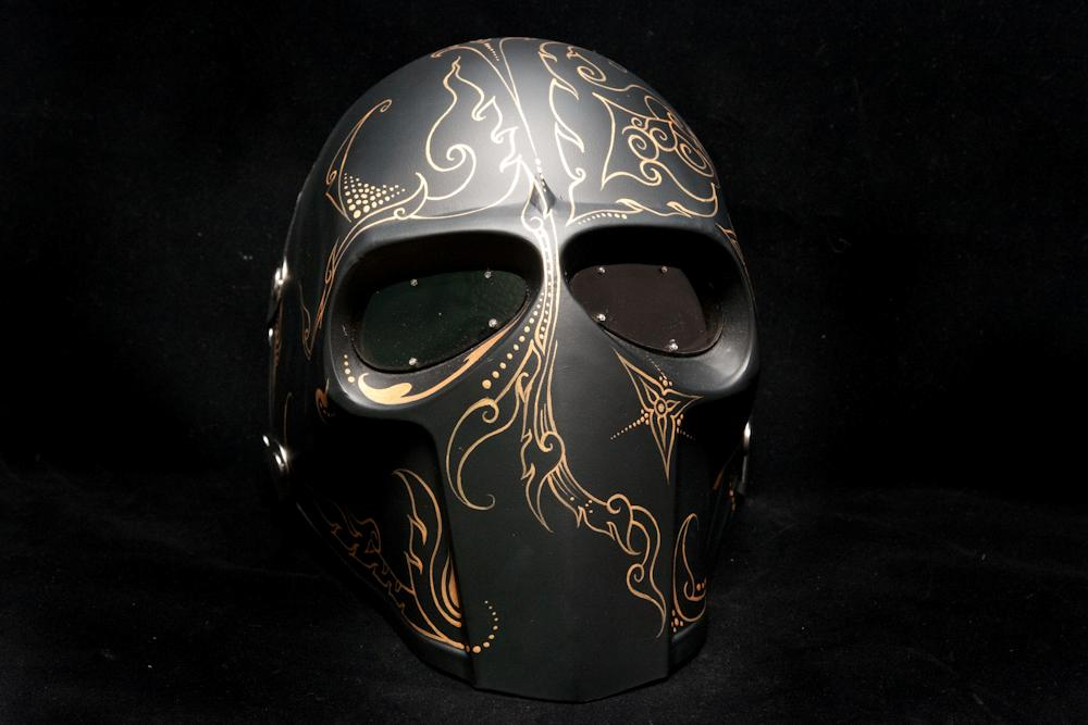 ARMY OF TWO MASK PAINTBALL AIRSOFT BB DJ CLUB PARTY PROP ...