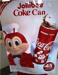 not empty Jollibee Coca-cola FULL FULL FULL can