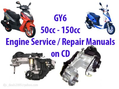 gy6 50cc 150cc chinese scooter moped service owners manual. Black Bedroom Furniture Sets. Home Design Ideas