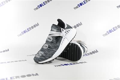 check out 6fd72 87928 Details about Adidas NMD Human Race TR Trail Oreo AC7359 US Sz 7-8 Pharrell  Williams Black