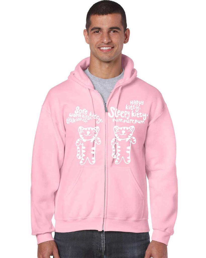 Soft kitty hoodie