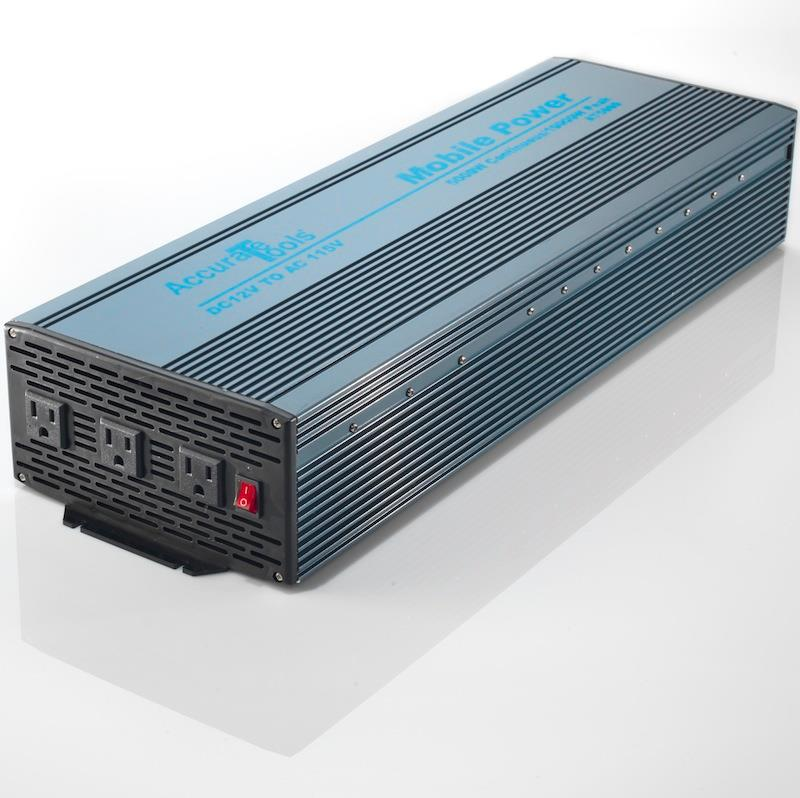 Inverters For Sale >> Details About New Mobile Power Inverter 5000 10000 W Watt Dc To Ac