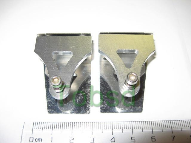 CNC Trim Tabs 40mm X 32mm set for rc boat