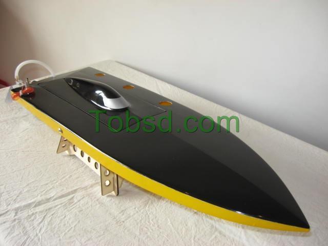 EP Fibreglass Deep-vee Mono 1 ARTR Racing Boat