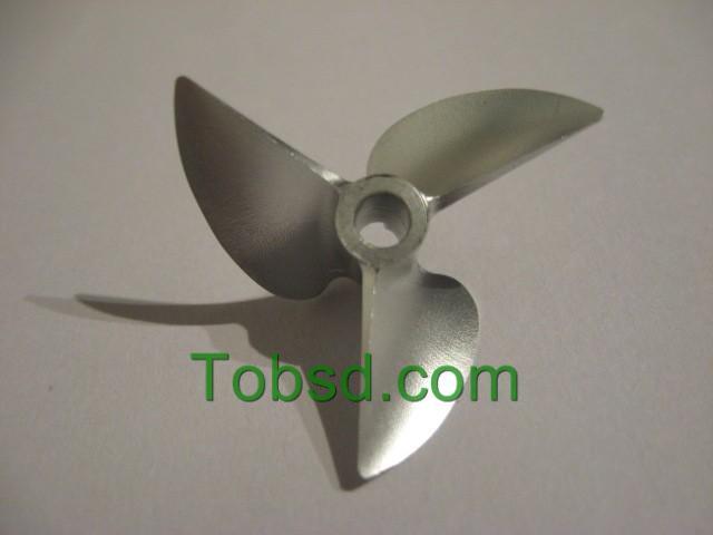 3 Blades dia 37mm CNC Propellers
