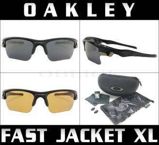 6e5fb597a6b Oakley Fast Jacket Sunglasses Polished Black Black Iridium Persimmon ...