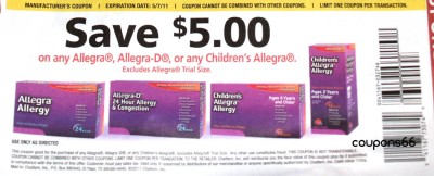 photograph about Allegra D Coupons Printable named Allegra coupon $5 : Nba 2k13 discounts