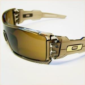 df99bd410f New Oakley Custom Oil Rig Brown Smoke Dark Bronze Sunglasses on ...
