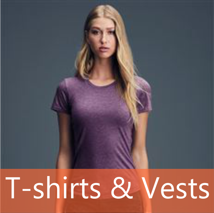 T-shirts and Vests