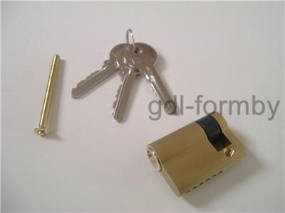 All Sizes Euro Profile Cylinder Lock 3 Keys Garage Door