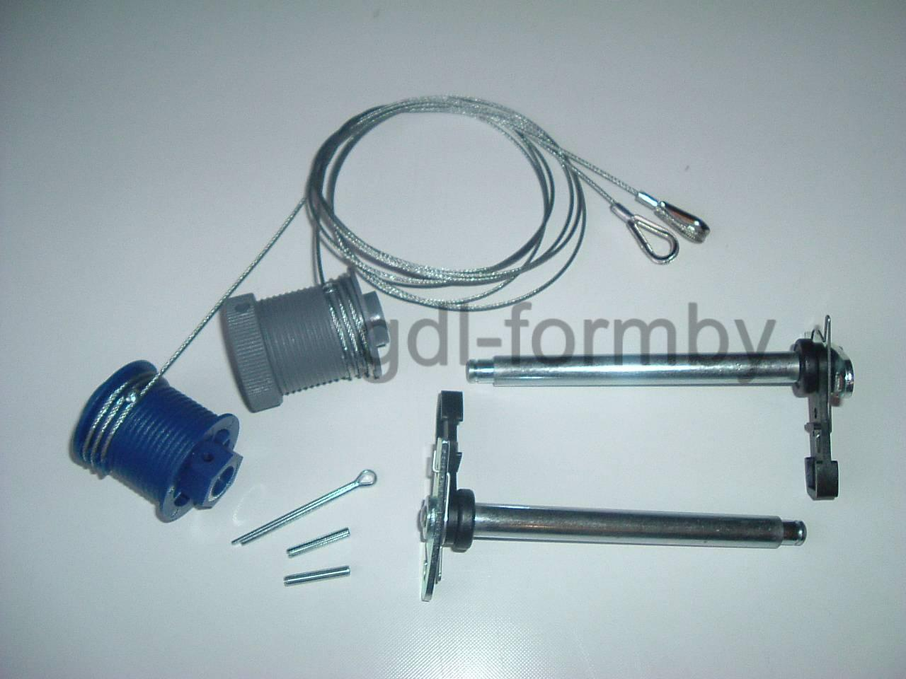 Cardale Cd Pro Safelift Anti Drop Roller Spindles Cables