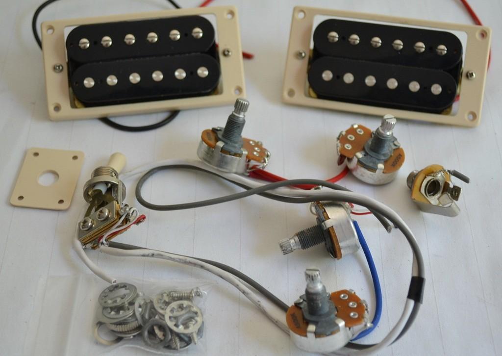 epiphone lp 100 guitar pots alnico pickups input toggle ebay. Black Bedroom Furniture Sets. Home Design Ideas