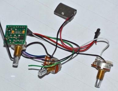kramer disciple bass guitar active emg pickup wiring. Black Bedroom Furniture Sets. Home Design Ideas