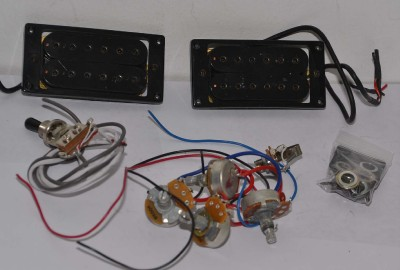 epiphone les paul studio guitar pickups wiring harness replacement parts ebay. Black Bedroom Furniture Sets. Home Design Ideas