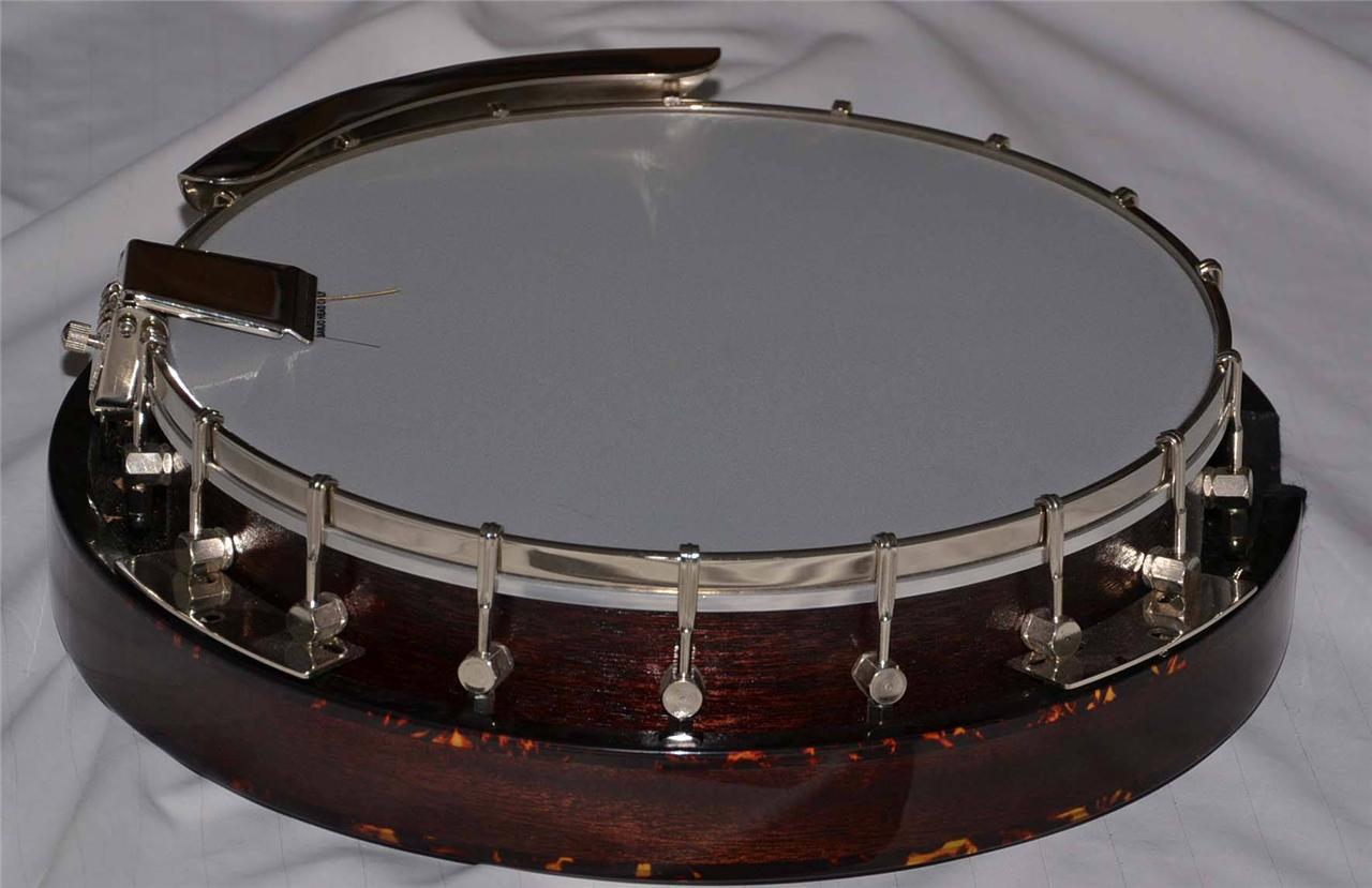fender fb300 banjo resonator pot for replacement parts. Black Bedroom Furniture Sets. Home Design Ideas