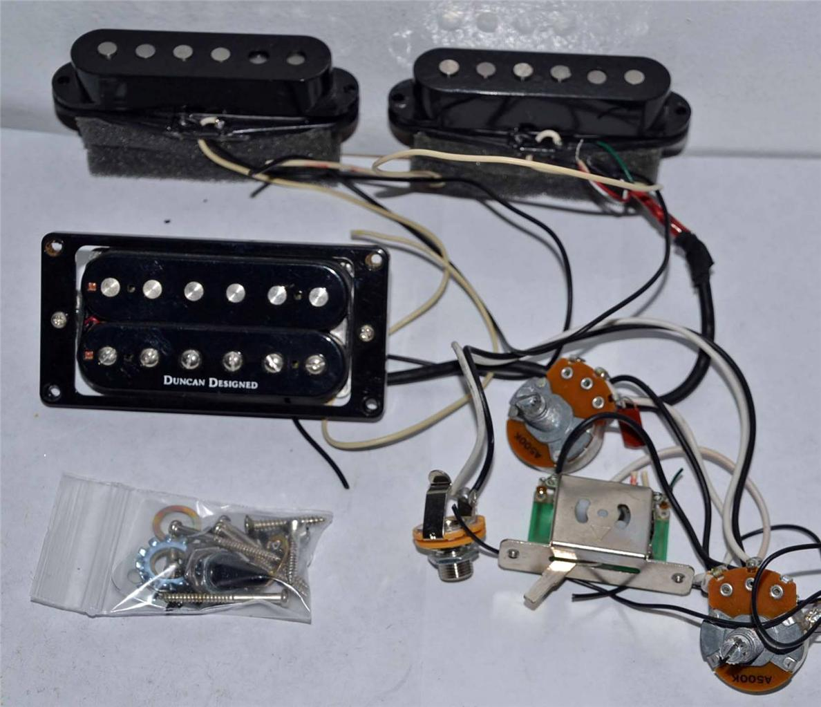 Telecaster Wiring Diagram On Seymour Duncan Humbucker Wiring Diagram
