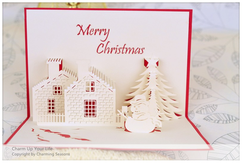 Wedding 1 pop up handmade greeting cards 6927 31677 further ForKidsToMake further Handmade Christmas Card Quotes further Zubin likewise Watch. on handmade pop up christmas card