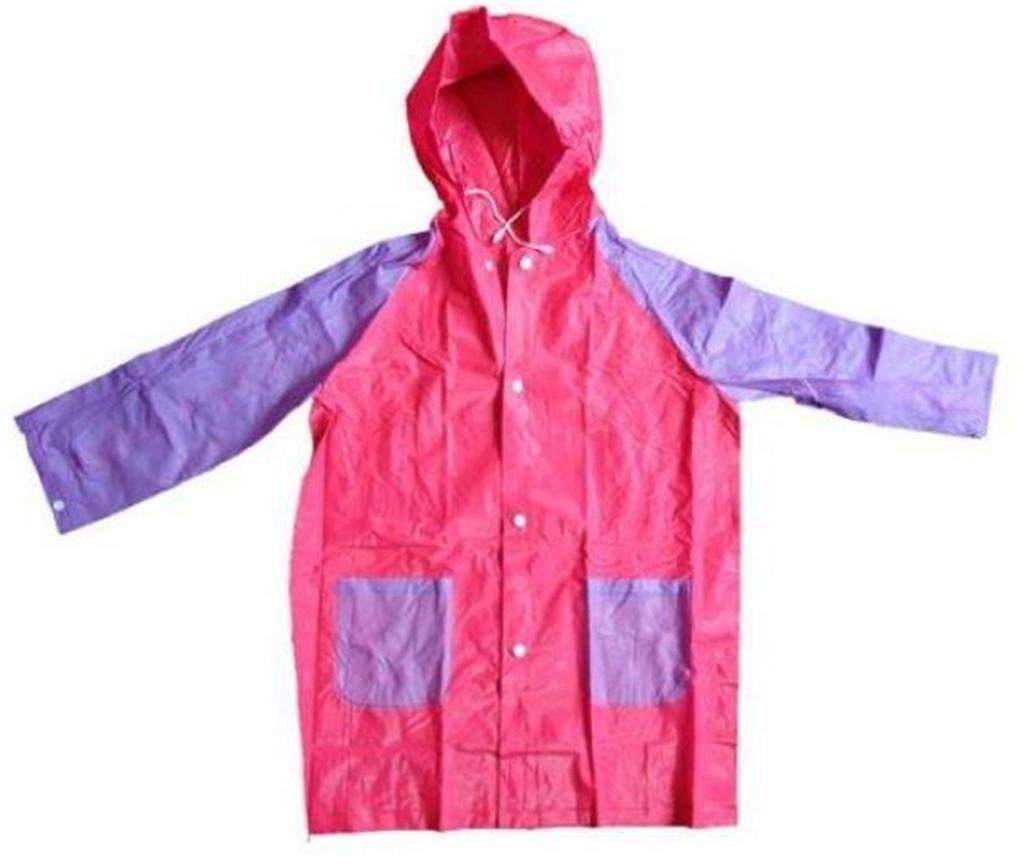 BOYS GIRLS RAIN COAT KIDS WATERPROOF RAIN MAC JACKET ...