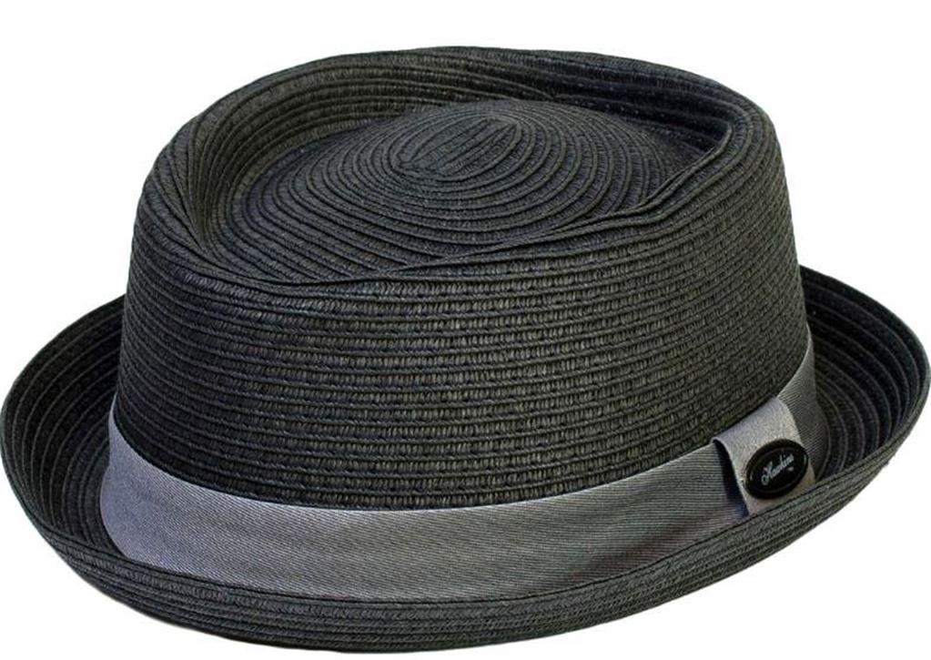 aed2d7eb015 Pork Pie Hats Dress Up In The Bold Classic Styling Of A Porkpie Hat