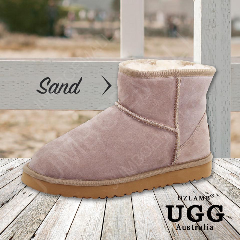 2018 New Premium Wool Ugg Women Men Unisex Classic Ankle