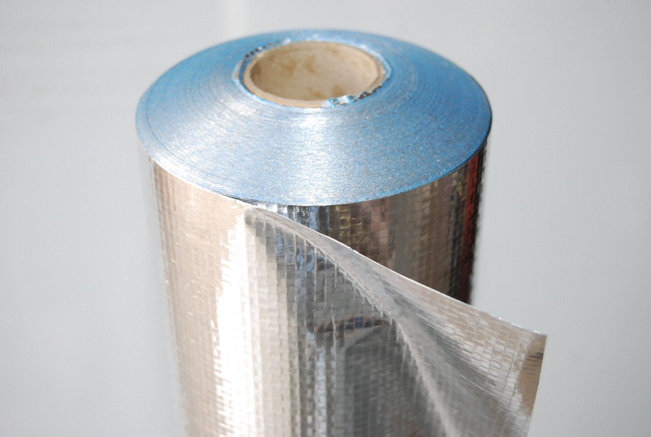 Other Reflective Insulation Products. Reflective Bubble Reflective Insulation: 4ft x ft roll. Single bubble insulation. Radiant barrier composed of 1 layer of 5/32 inch (4mm) polyethylene bubble sandwiched between two metalized, low emissivity surfaces.