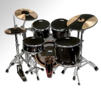 evans soundoff drum mutes standard set sosetstd nib ebay. Black Bedroom Furniture Sets. Home Design Ideas