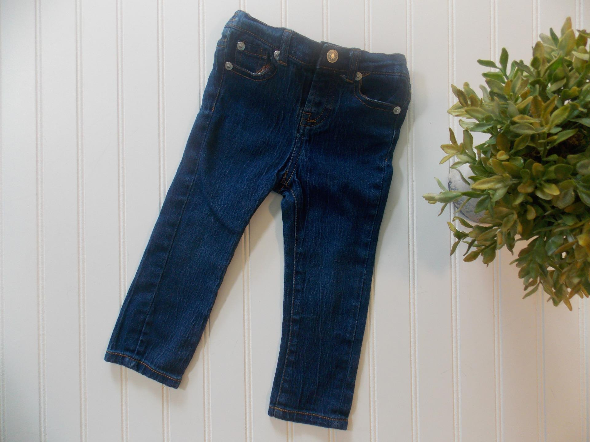 mineral mostrador Enderezar  Seven 7 For All Mankind Baby Girl 24 Month Straight Leg Snap Stretch Jeans  Pants | eBay
