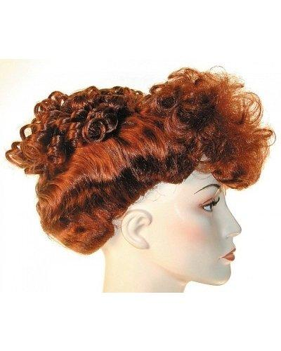 Love Lucy Lucille Ball 1950s Adult Costume Wig