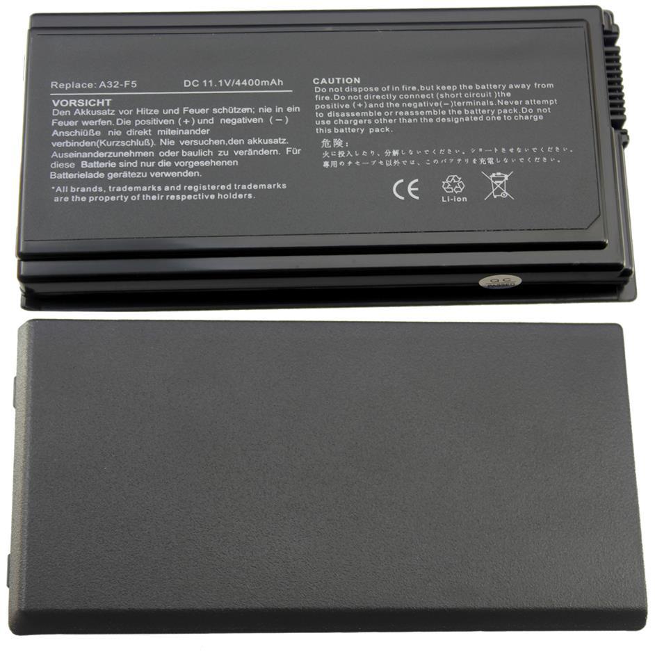 Battery For Asus F5RL F5Ri F5SL F5Sr F5V F5 X50GL X50RL