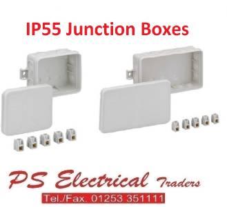 Spelsberg Outdoor Waterproof Ip55 Junction Boxes With