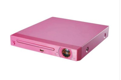 alba dvd player pink 2070buk slim scart girls bedroom multi region unlocked c75 ebay. Black Bedroom Furniture Sets. Home Design Ideas
