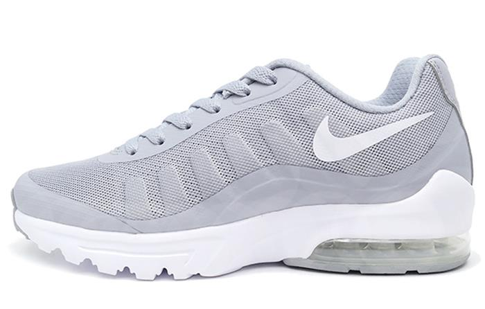 a5a82822ae Details about 749866-010 Nike Air Max Invigor Women's Sneakers Running  Shoes Grey/White US9