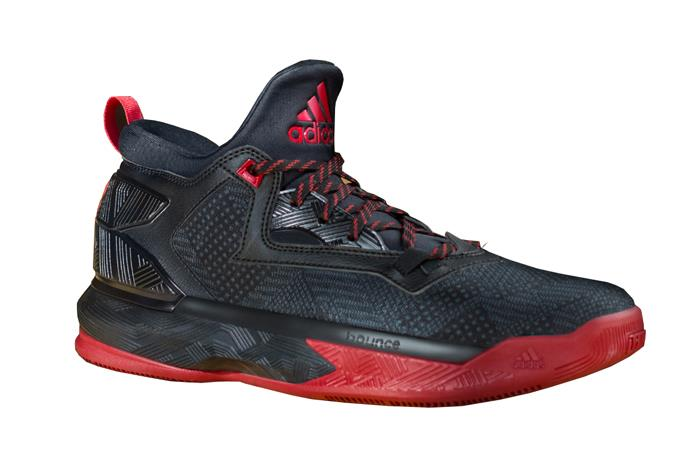 79bbd8b84c8ce F37124 adidas D Lillard 2 Men s Basketball Shoes Black Scarle size ...