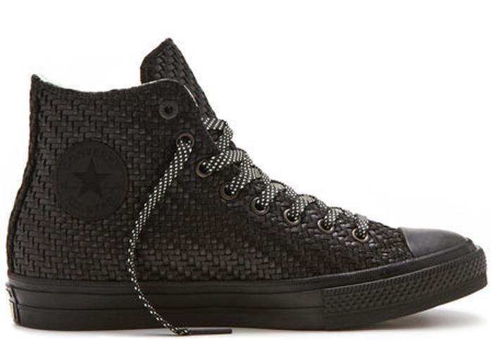 fbc8d24e454b 153026C Converse Chuck Taylor All Star II Hi Easter Basket Men s Sneakers  Shoes US 8.5. Color  Black