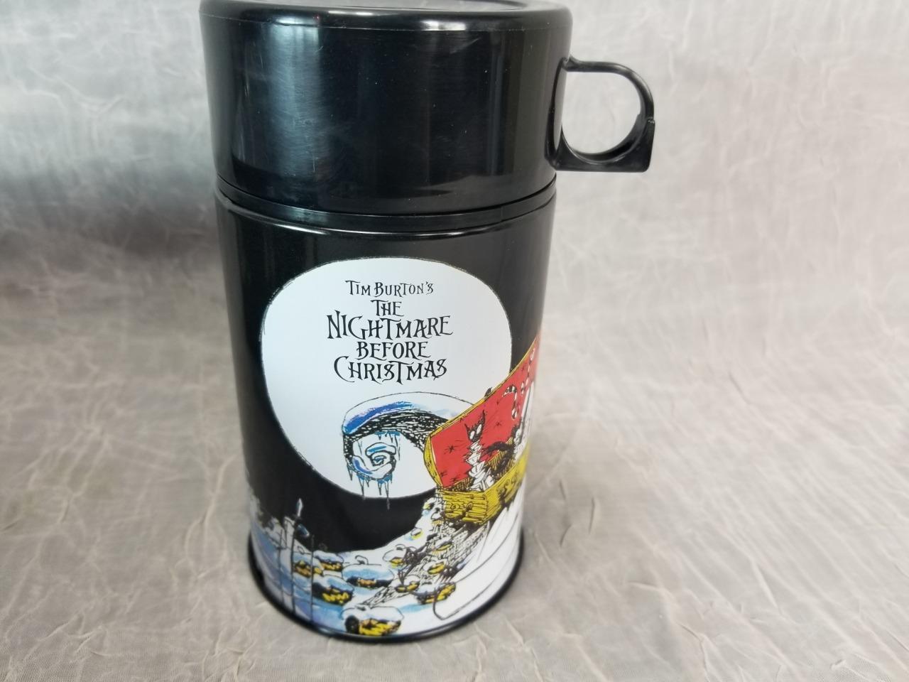 Nightmare Before Christmas Jack Lunch Box with Thermos Set Original NECA RARE   eBay