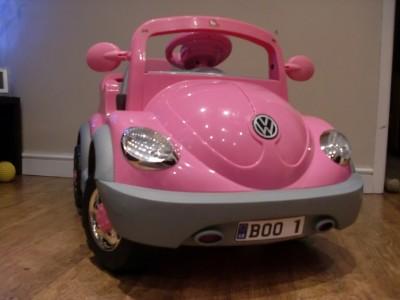 Medium Kids Car//Baby Buggy//Walker Number Plate Novelty Single Plate