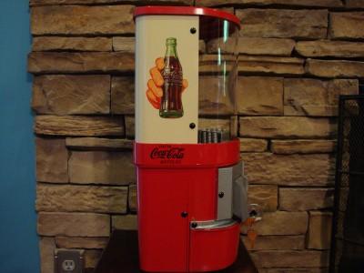 Vintage 1950s Victor Vendorama Coca Cola Gumball Candy