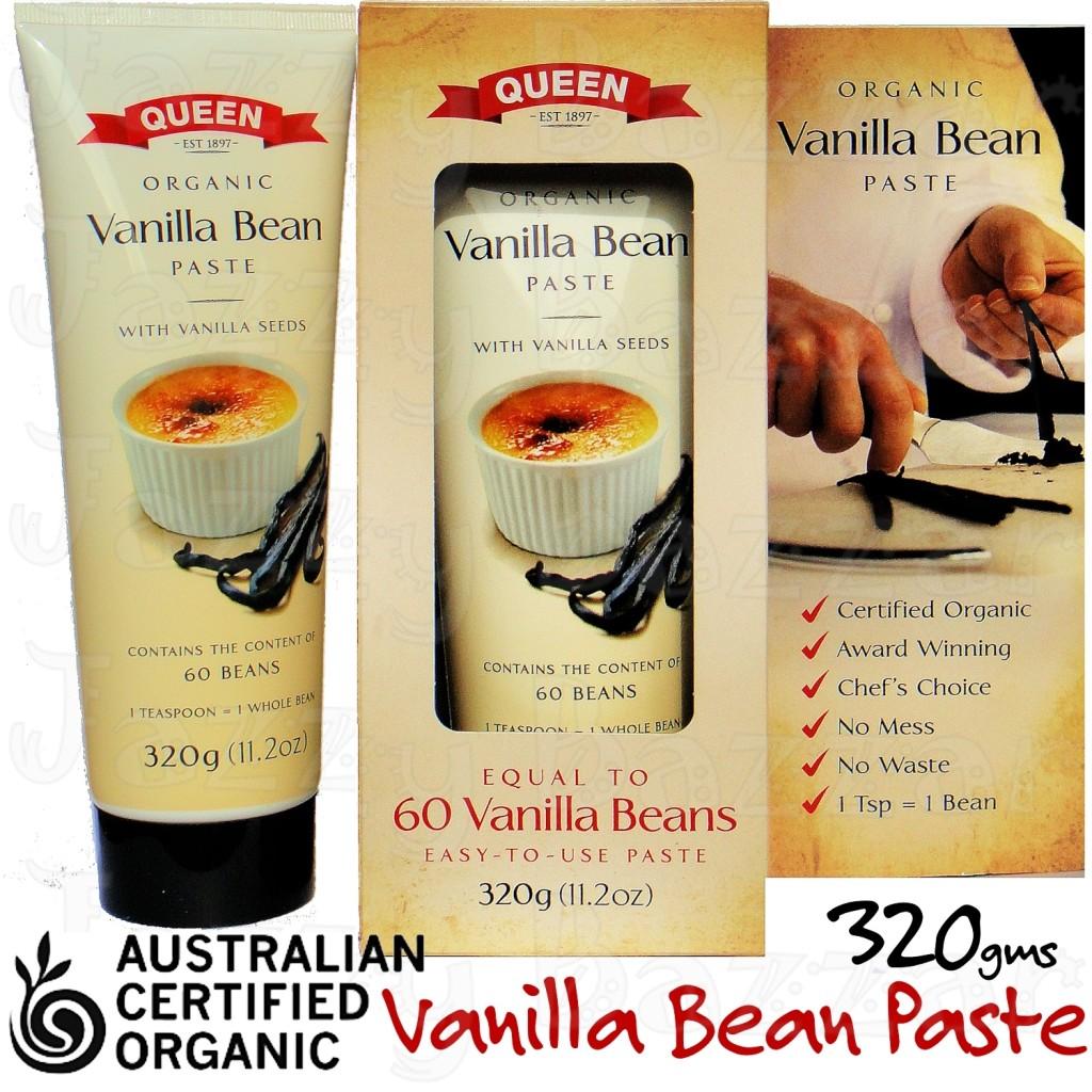 Vanilla bean paste singapore