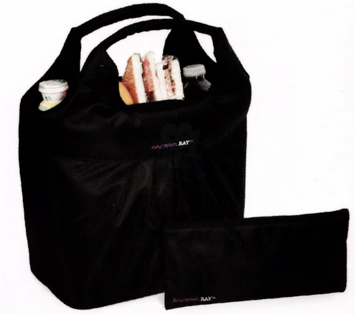 Rachael Ray Designer Insulated Lunch Box Bag Tote Leak