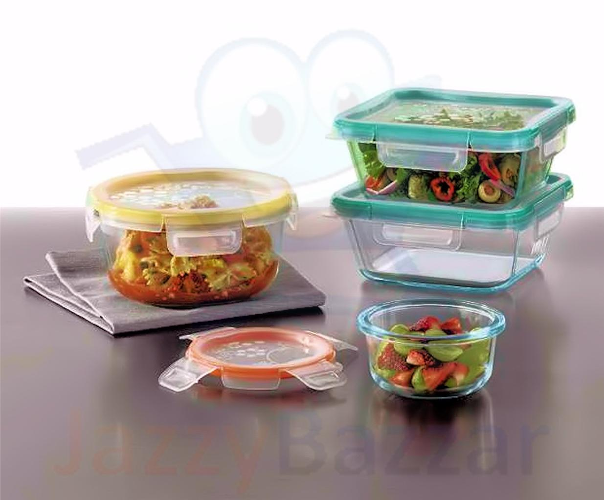 Pyrex Snapware Glass - 53 results from brands Snapware, PYREX, Corningware, products like Snapware Pc. Glass Meal Prep Set, Snapware Pyrex piece Glass Food Storage Set, Corningware Pyrex 18 Pc. Glass Storage Set With Lids , Kitchen & Dining.