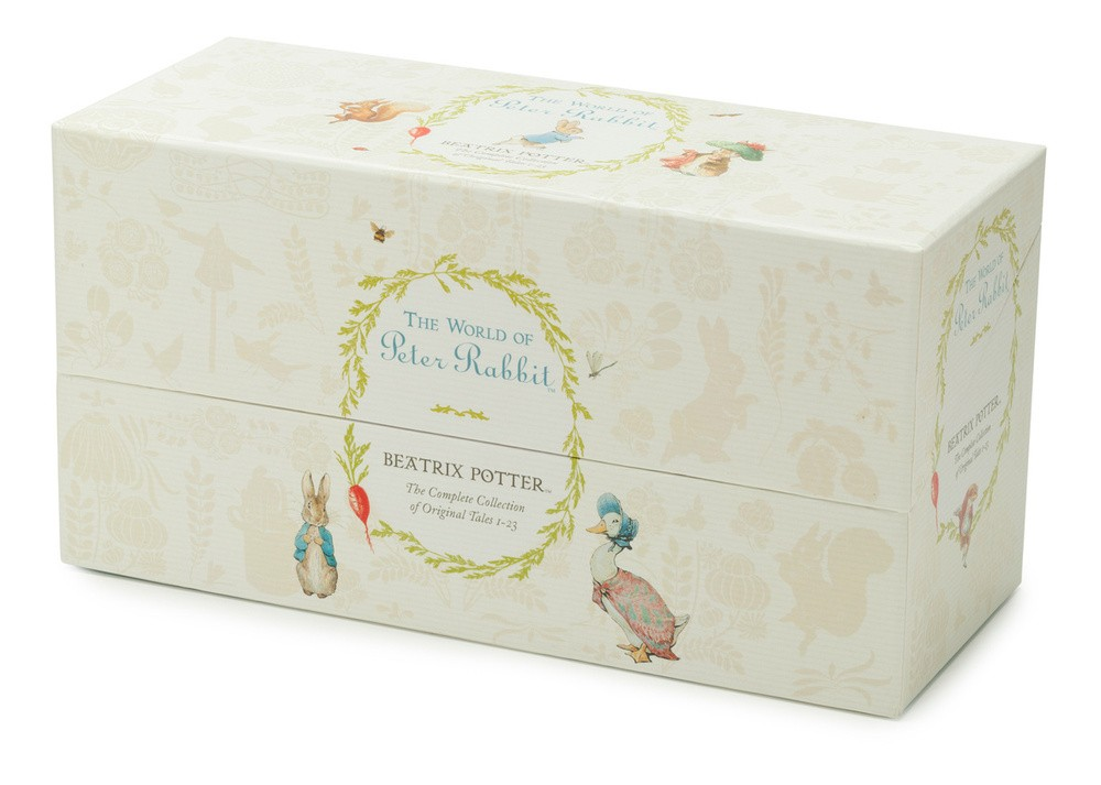 The World of Peter Rabbit The Complete 23 Book Box Set