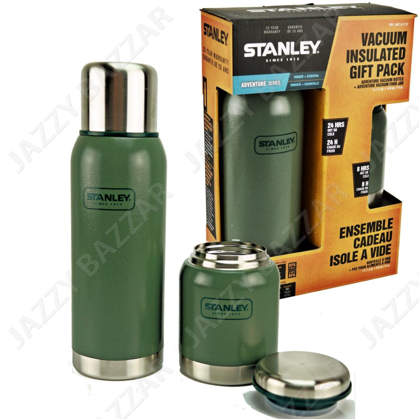 Stanley Adventure Stainless Steel 1l Vacuum Thermos Flask
